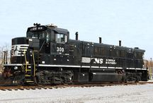 Train - NS - Norfolk & Southern