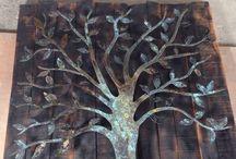 Metal tree     timessmc@gmail.com