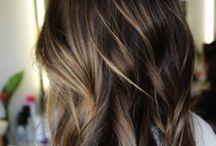 Hair inspiration / by Kristen Gardner