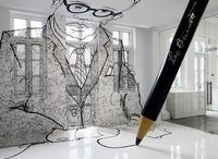 Art, Sculptures, Etc.  / by T Foust