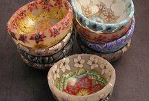mineral ceramics / analogue