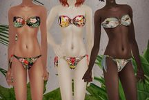 Sims 2 Clothing - Female