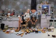 Demented Barbie / by Laura Cresswell