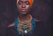 African stylish