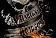Мотоциклы harley davidson