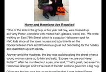 Harry Potter / by Hillary DeVaney