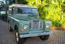 Land Rover / Land Rover Series and Defender