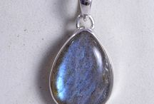 handmade 925 Sterling Silver and natural gemstone Jewelry