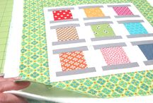 Sewing Themed Quilts and Blocks