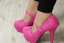 Shoe Fettish / by Stacie Hutchinson