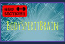 Body Spirit Brain / Lindsey shares health and fitness experience, trials, and errors.  She always says running and physical exertion of any type helps her maintain a healthy Body Spirit Brain.