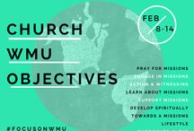 WMU in the Church / Resources from WMU for missions discipleship in your church.