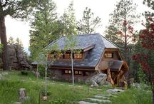 Home-Rustic and Natural / by A Floral Touch