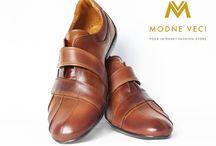 Pánske šporotovo elegantné topánky