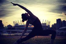 #Yoga @ Yop! Studio Pilates