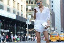 2014 Fashion week in New York