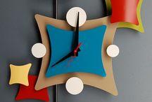 CLOCK / timpul