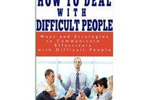 How to Deal with Difficult People (Brad Collins) / Have you ever been so angry at some people because they are being so difficult? Are they one of your colleagues at work? Are they someone you live with? No matter who they are, even if they are just some random people in public, this book will help you how to communicate effectively with them and how to handle conflicts, arguments and disagreements the smart way.