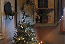 Country Christmas / by Brenda Gabriel
