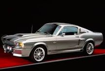 vehiculos ford mostang