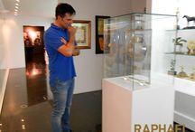 """Museo """"Raphael"""", en Linares"""