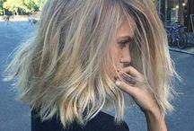 Fryzury / O włosach:)