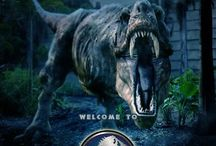 Dinosaury a Jurassic World ❤️