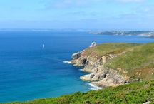 Favourite Places Cornwall / My favourite places to visit