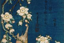 Woodblock and Chinoiserie