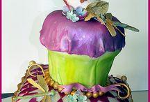 love / I like desine cake