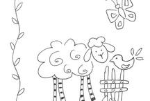 bordados niños