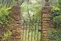 Garten gate
