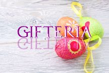 Gifteria / Its my page... Gifts for kids and home utility stuff for ladies... I hav a page on fb too by the same name...