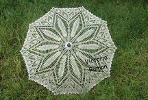 Umbrela crosetata