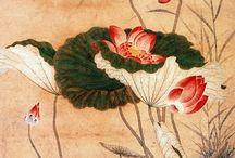 Китайские художники средних веков.