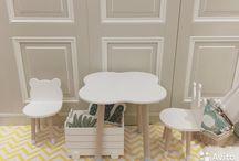 столик стул