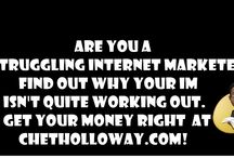 Internet Marketing / The passion of making money from home using the best resource, self