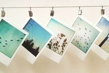 Polaroid / Photography pictures printed from Polaroids
