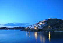 Kea island, Greece / Kea, also known as Gia or Tzia, is a Greek island which belongs to Cyclades and it is the nearest to Athens from that group of islands.