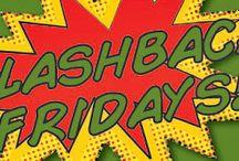 Flashback Fridays / by Lilith Hellfire