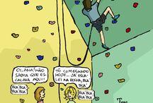 Climbing jokes