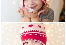 Julekort/julefotografering