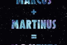 Marcus &Martinus