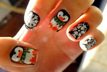 Appearance: Nails: Penguins! / by Shannon Lam