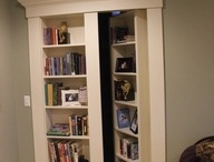 Basement Ideas / Great Basement Ideas.  From DIY furniture, wall art, built-ins and more...