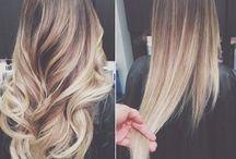 макияж прическа волосы
