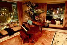 SMW Design. Four Seasons, San Francisco / by Scot Meacham Wood