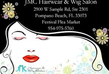 JMC Hairwear & Wig Salon - YouTube Video - Coral Springs - Festival Flea Market / Social Media-Internet Marketing-Websites Social Media Management-Reputation Management Kenneth Kessel 954-394-5289 Miami, Ft Lauderdale, Boca Raton, West Palm Bea