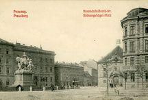 Pozsony / Pressburg / Bratislava