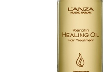 Lanza hair  / Lanza oil